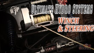 Top off road Mods for Serious users Hydraulic Winch