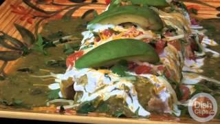 El Buen Sabor - Wet Burrito
