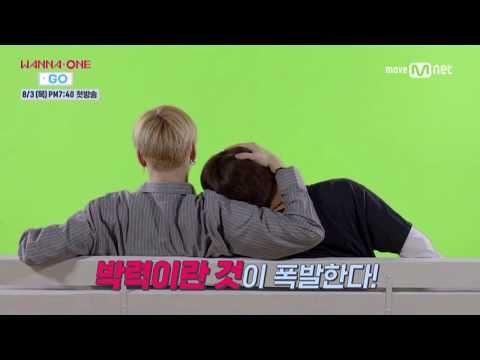[Engsub] 170714 WannaOne Go Teaser BTS - Kang Daniel & Ong Seong Woo Cut