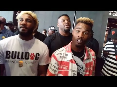 Jarrett Hurd Wants All The Smoke With Charlo & Spence