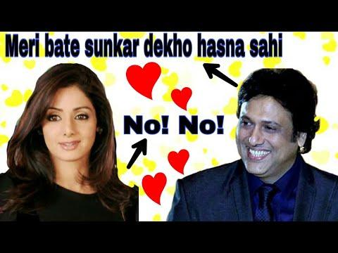 Meri bate sunkar dekho hasna sahi...GOVINDA'S SONG..../Hindi Bollywood Songs.