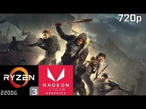 Overkill's The Walking Dead - Ryzen 3 2200G Vega 8 & 8GB RAM thumbnail