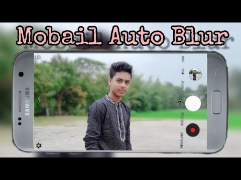New DSLR Camera App for android Auto Blur & Auto Focus | step by step all mobile dslr app by 2019