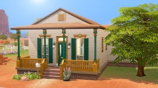 SIGWORTH FAMILY STARTER // The Sims 4: Speed Build