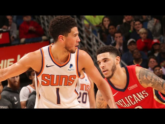New Orleans Pelicans vs Phoenix Suns Full Game Highlights | December 5, 2019-20 NBA Season