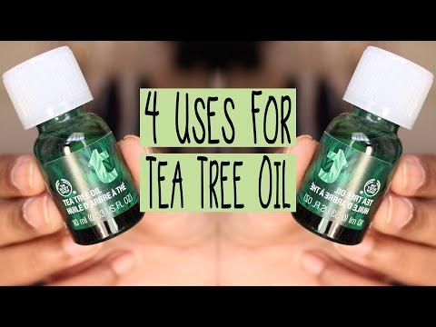 4 Uses for The Body Shop's Tea Tree Oil   Zahrah Aliyah