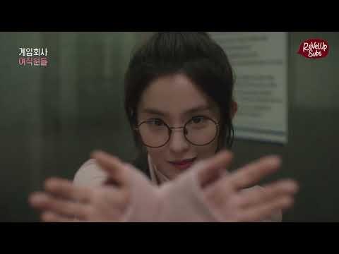 "[Eng Sub] IRENE - Web Drama ""Game Development Girls"" full cut"