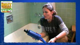 Drain Blaster Product Review - Air Gun For Your Toilet