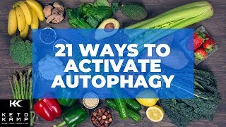 What is Autophagy and How Does it Work?  | 21 Ways to Achieve Autophagy