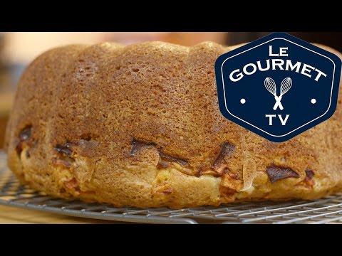 Apple Bundt Coffee Cake - Recipe - Le Gourmet TV