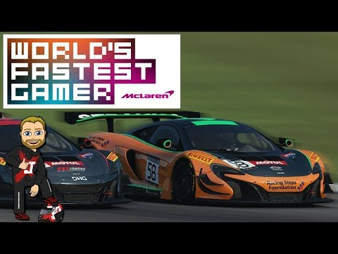 how to: drivers guide to world's fastest gamer setup - mclaren 650s