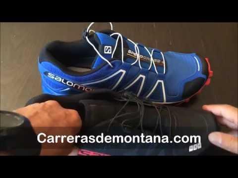 como reconocer zapatillas salomon originales baratas