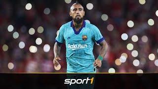 Vidal verklagt FC Barcelona | SPORT1 - DER TAG