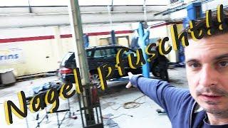 Ohne Spezialwerkzeug! Traggelenkwechsel - Mercedes W211 W220