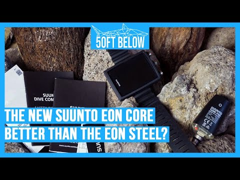 Suunto Eon Core Review | Better Than The Eon Steel? | Scuba Gear Review