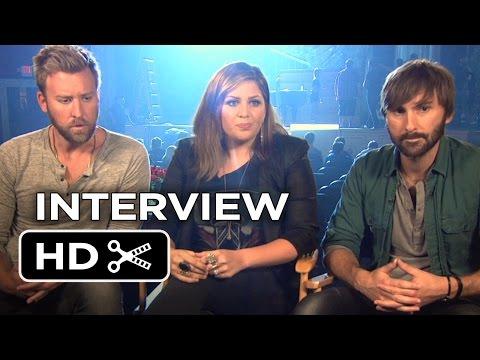 The Best Of Me Interview - Lady Antebellum (2014) - James Marsden Romance Movie HD