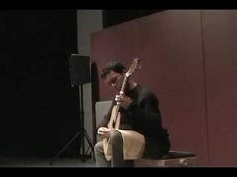 Jorge Caballero plays Bach Chromatic Fantasy and Fugue (1/3)