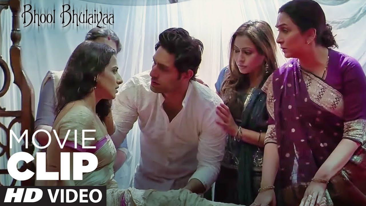 Radha Kaisi Hai ? | Bhool Bhulaiyaa | Movie Clip | Akshay Kumar, Vidya Balan
