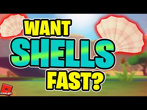How To Get Shells | The Most Effective Way | Giant Simulator