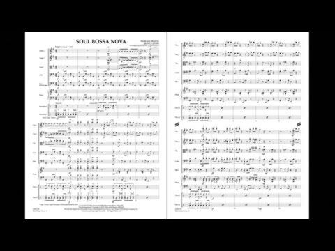 Soul Bossa Nova by Quincy Jones/arr. Robert Longfield