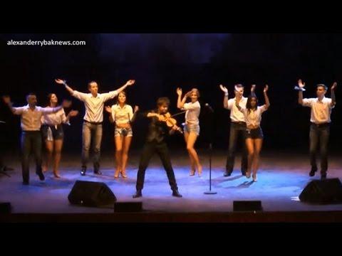 Alexander Rybak: Concert in Buenos Aires, Argentina - 29.04.16
