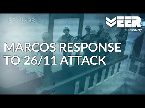 Operation Black Tornado | MARCOS Response to 26/11 Mumbai Attack | Battle Ops | Veer by Discovery
