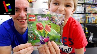 Does Anyone Want to See Us Build LEGO Flowers?
