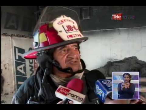 Incendio destruyó vivienda