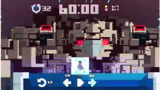 Super Time Force Ultra: Final boss and ending