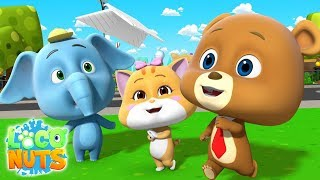 Kids Shows | Funny Cartoon | Comedy Cartoon Shows | Cartoon Videos for Babies | Loco Nuts