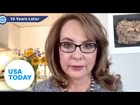 Gabby Giffords on aphasia, enduring 10 years later with Dr. Fabi Hirsch and Karina Bland | USA TODAY