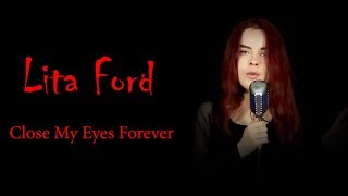 Close My Eyes Forever - Ozzy Osbourne & Lita Ford; By Andrei Cerbu & Andreea Munteanu (Iron Cross)