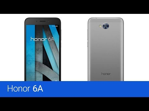 Honor 6A (recenze)