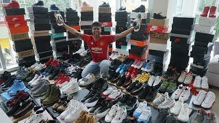 MY EPIC SHOE COLLECTION !!!