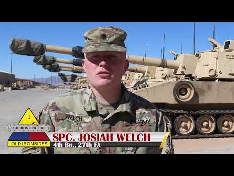 Lethal Battalion Conducts Gunnery EL PASO, TX, UNITED STATES 04.01.2019