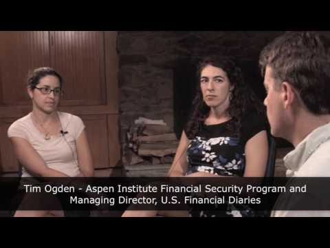 Rachel Deutsch and Marissa Guananja on Income Volatility
