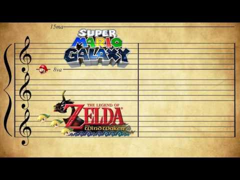 Nintendo Music Mashup