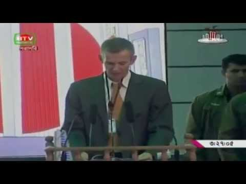 Amazing speech of German Prof. Dr. Hans Harder (Annual February Book Fair of 2015).