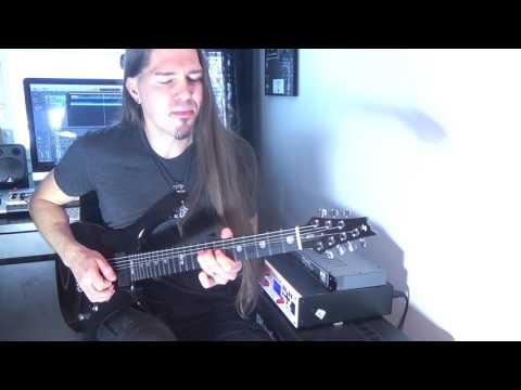 Samuli Federley plays solo with V25-FX7