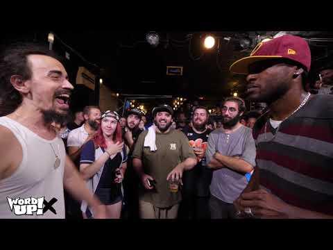 WordUP! X  S01E03 : Le Scap vs DBa