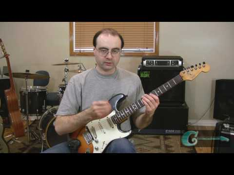 Tapping Guitar Technique (Two-Hand)