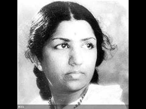 Mehfil Mein Kaisi Chham Chham--Dilli Darbar(1956)--Lata Mangeshkar