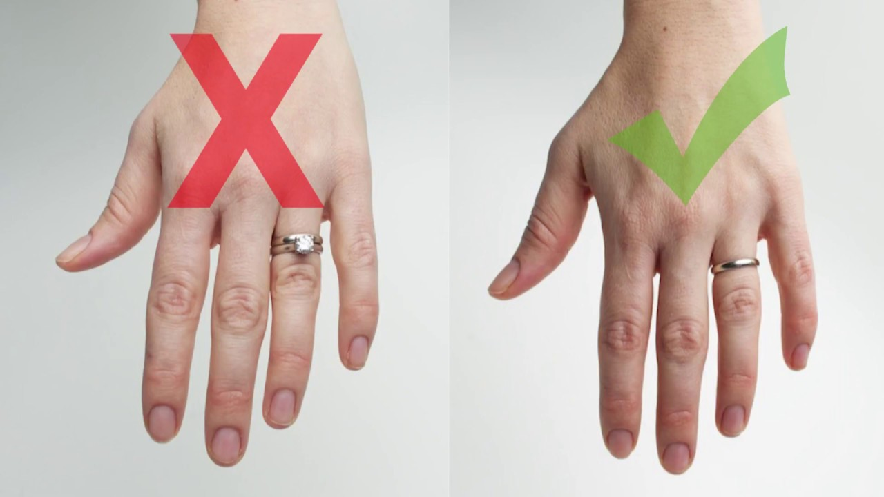 Ask Yourself: Is the glam worth the grime? Hand hygiene for health ...