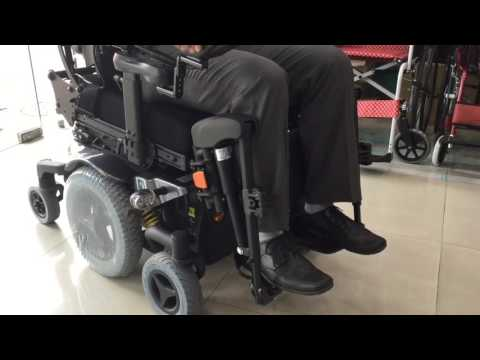 Smart Chair Electric Wheelchair By Kd Healthcare Custom Made Chairs Kd-smartchair Foldable Power (inscooter.com) | Doovi