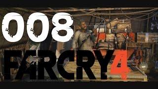 "Far Cry 4 [LP #008] ""Für dich doch immer mein Darling"" | Let´s Play FC4 [DEUTSCH HD]"