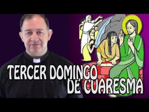 III Domingo de Cuaresma - Ciclo A - Tengo Sed