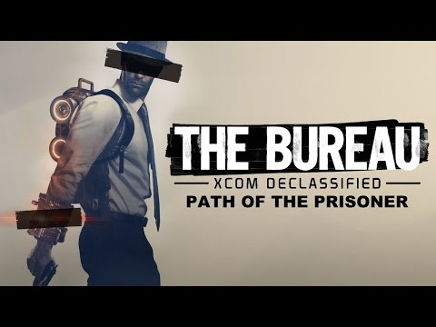 The Bureau: XCOM Declassified | Path of the Prisoner (Game Movie, All Endings)