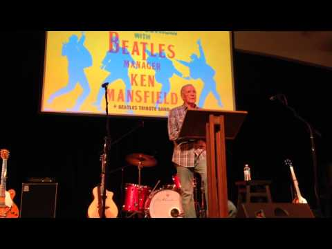Beatles Apple Records Manager Ken Mansfield - Part 9