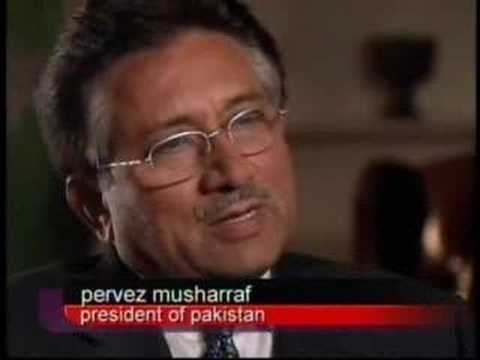 President Musharraf Interview with charlie rose Part 2