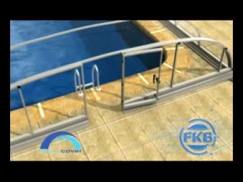 Pool Überdachung Dresden - YouTube